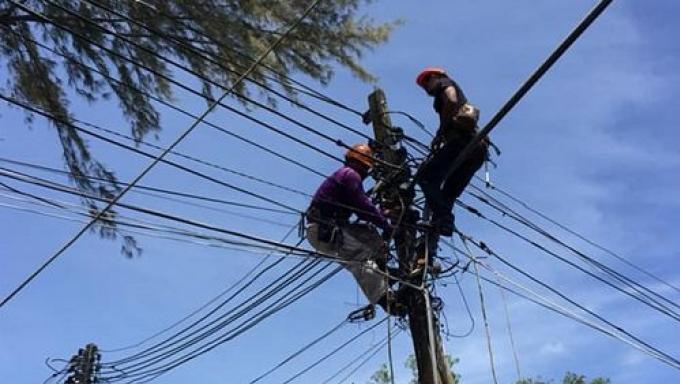 Le PEA de Patong annonce des coupures d'électricité