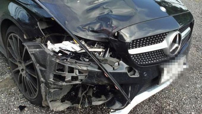L'expat britannique inculpé après l'horrible accident