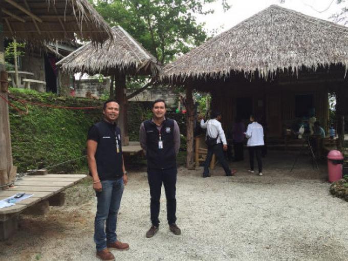 L'Enquête sur les entreprises de candidats clandestins à Phuket continue