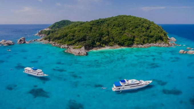 Les Similan ne cèdent pas à la pression des compagnies de tourisme