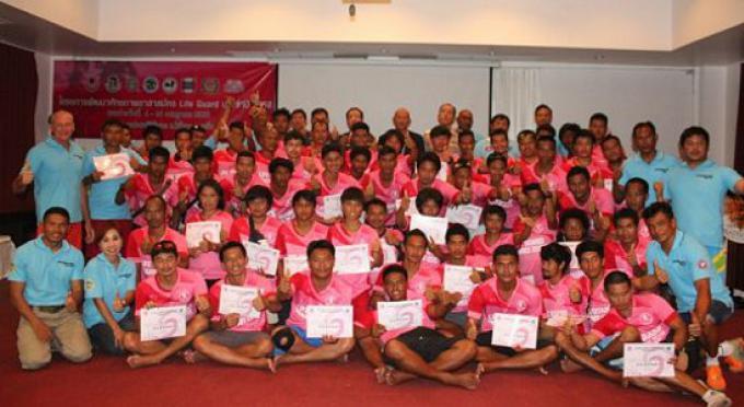 Phuket gagne 60 sauveteurs bénévoles
