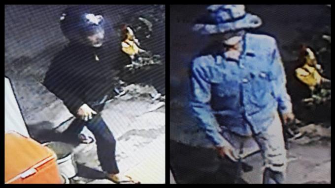 La police à la poursuite des braqueurs de Chalong