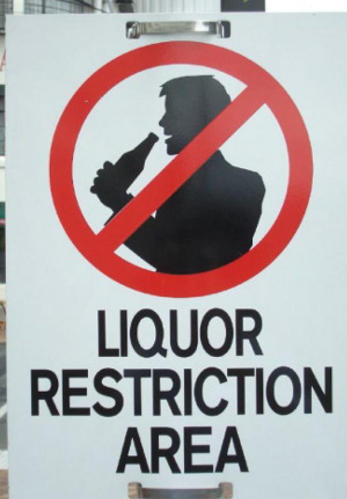 Projet d'interdiction de vente d'alcool inquiète les responsables de Phuket