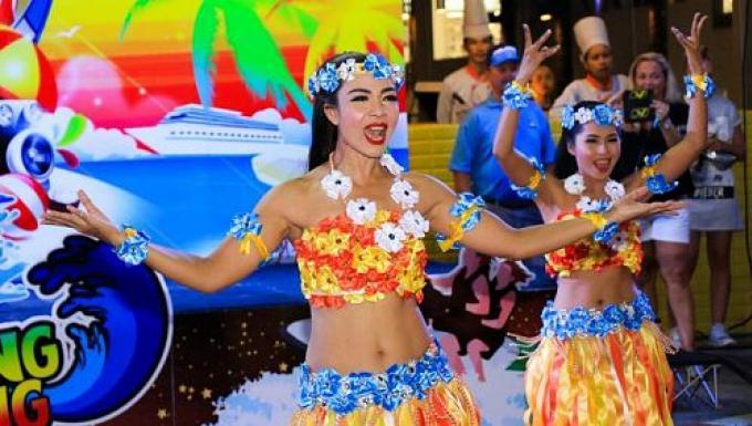 Routes fermées pendant le Carnaval de Patong