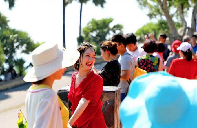 Les touristes chinois sont toujours les premiers visiteurs de Phuket