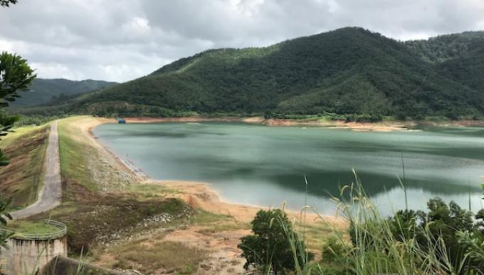Crainte d'un manque d'eau à Phuket