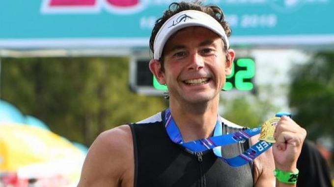 Première victoire d'un suédois lors du 25ème Laguna Phuket Triathlon