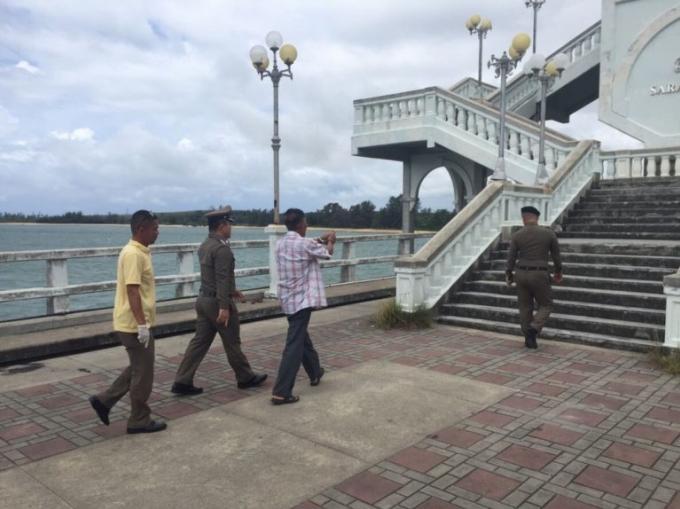 Un homme arrêté pour le meurtre d'une femme à Mai Khao
