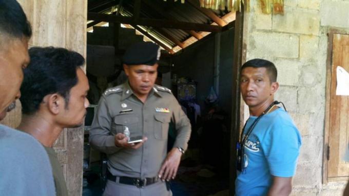 Un homme tue sa femme et prend ses deux enfants en otage à Krabi