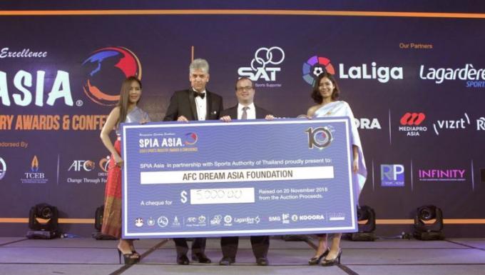 Thanyapura Health & Sports Resort et Laguna Phuket primé aux Récompense de l'Industrie du Sport