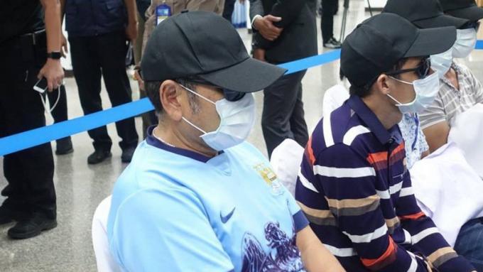 Un fugitif malaisien recherché pour une fraude immobilière de B17 millions arrêté à Phuket