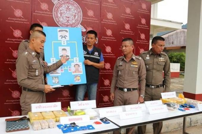 Un homme arrêté au checkpoint en possession de métamphétamine