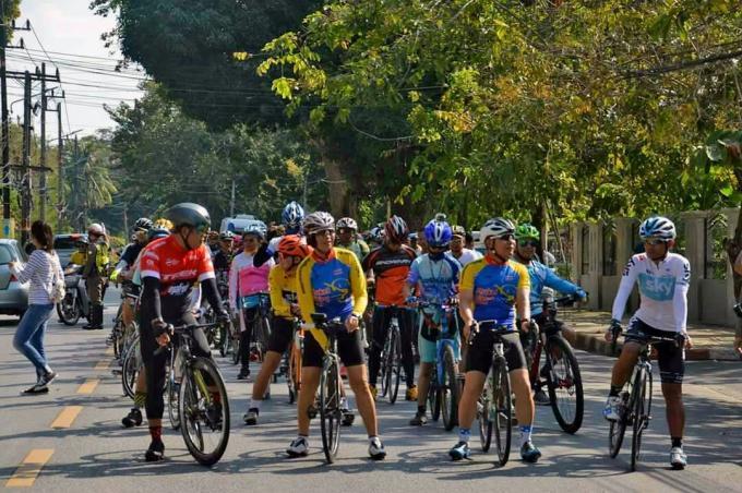 Plus de 6,000 cyclistes attendus à Phuket pour Bike Un Ai Rak