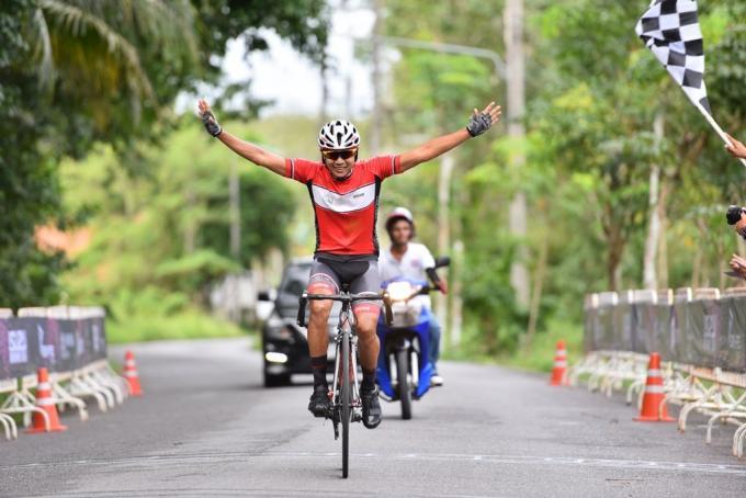 Thanyapura a accueilli la plus grande course cycliste de Phuket