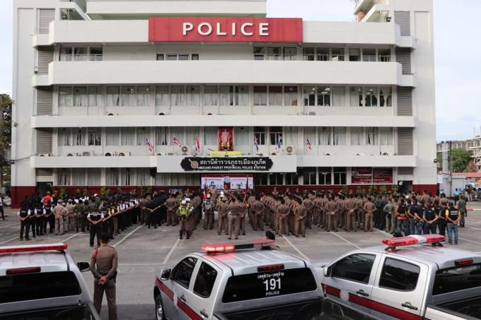Phuket annonce sa campagne du Nouvel An 'Seven Days of Danger'
