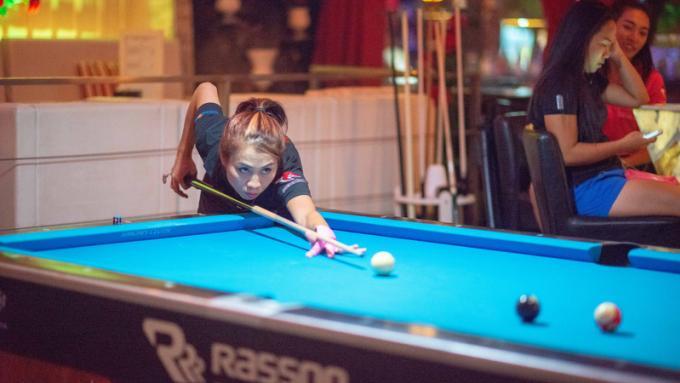 Rawai Pool League : Black Sheep garde la tête après le raté de Shot Bar