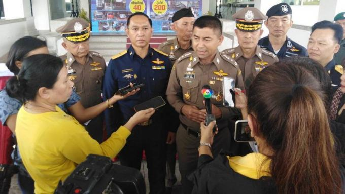 Un réseau de contrefaçon démantelé entre Phuket et Chiang Mai, B282 millions de produits saisis
