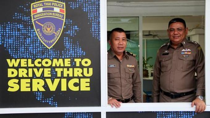 L'Immigration de Phuket fermée pendant le Nouvel An