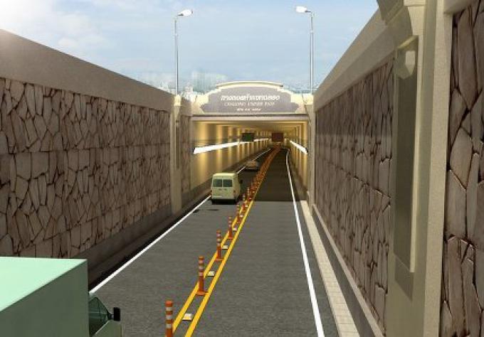 Compte à rebours commence sur les nouveaux passages souterrains de Phuket pour B1.1bn
