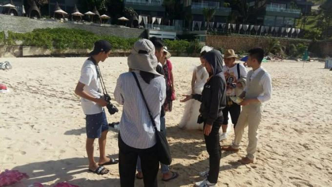 Sept arrestations à Phuket pour des photos pré-mariage illégales