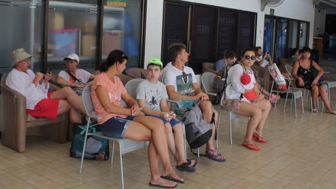 Phuket évite l'impact économique de Pabuk