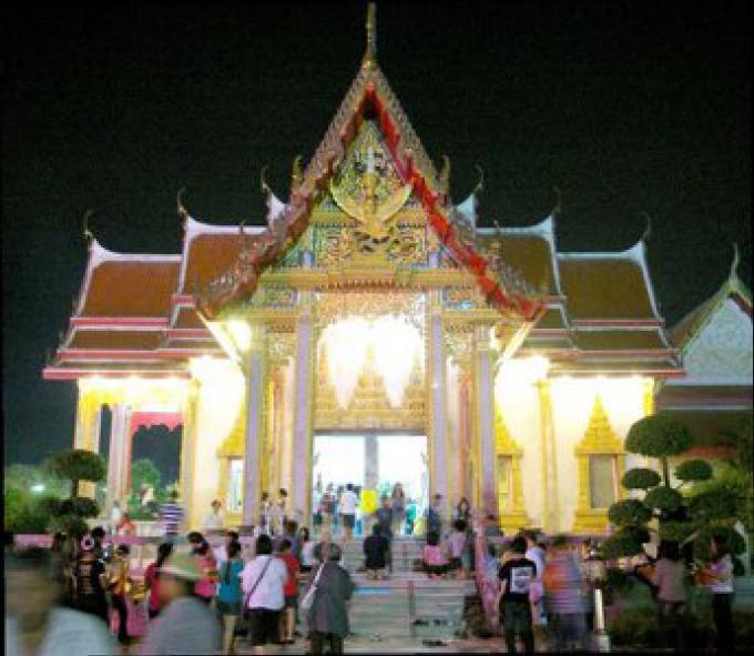 Commémoration de Bouddha