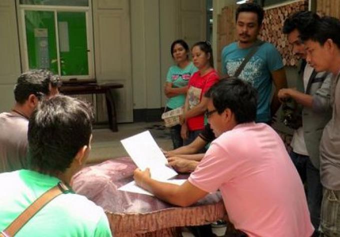 Tailleurs de Phuket prétendent avoir été licenciés illégalement