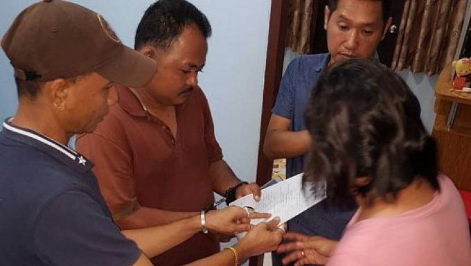 Un homme de Phuket arrêté pour le 'meurtre du karaoké à Phatthalung lors du Nouvel An