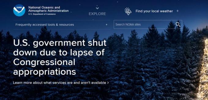 Le shutdown du gouvernement américain empêche l'activation de la bouée d'alerte tsunami