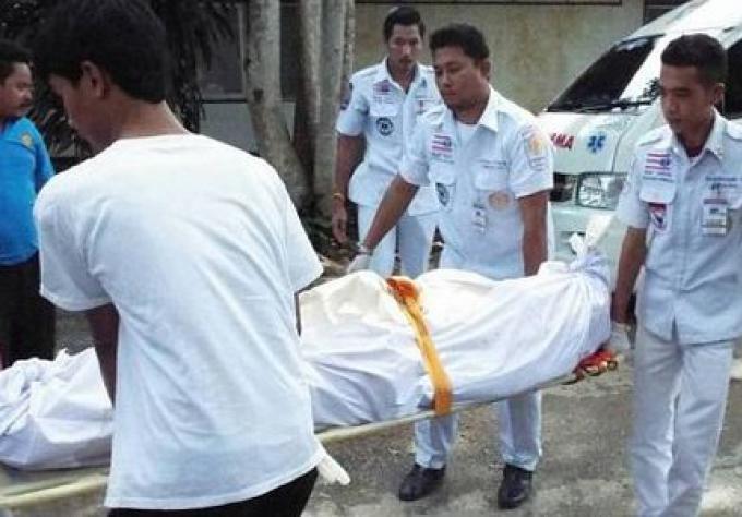 Un policier de Phuket retrouvé mort par blessure par balle à la tête