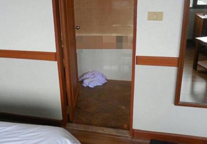 Une femme allemande retrouvé morte dans son bain dans sa chambre d'hôtel