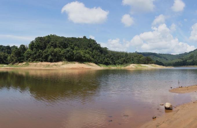 Alors que les réserves sont au plus bas, des restrictions d'eau sont annoncées...