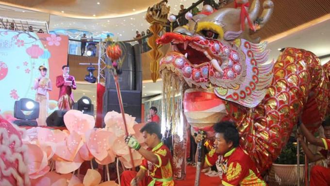 Phuket inaugure les célébrations du Nouvel An Chinois