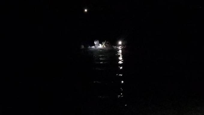 Un russe emportée par un courant secourue en pleine nuit à Koh Lanta