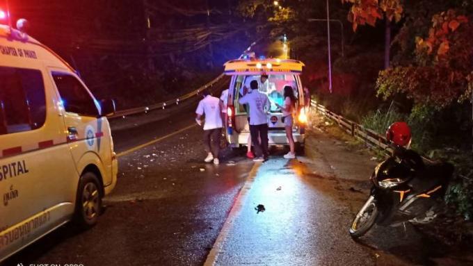 Le loueur de motos de Patong doit payer B2,000 après la mort du jeune britannique de 17 ans