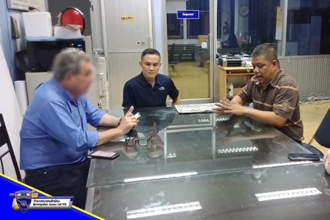 Un restaurateur de Phuket arrêté pour fausse déclaration de banqueroute