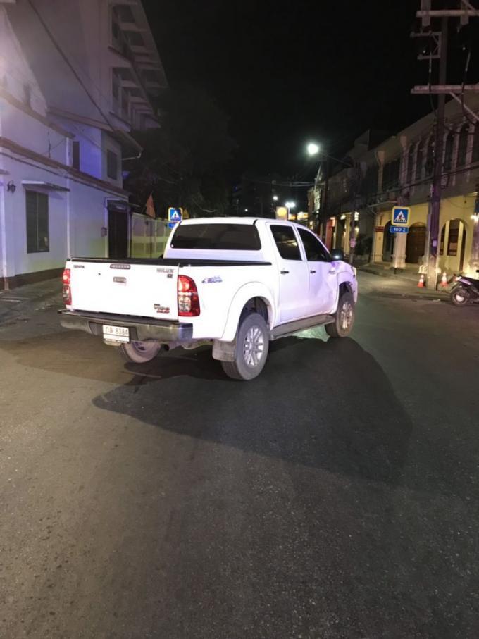 Trois morts à Phuket dans deux accidents de la route