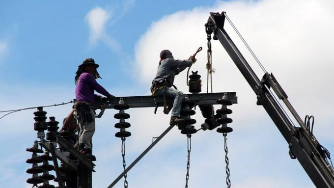 Coupures d'électricité près du Heroines Monument