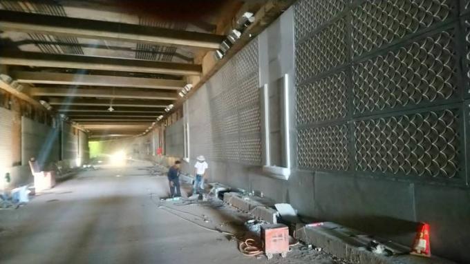 Le tunnel de Chalong fait une percée