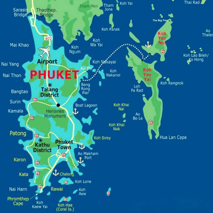 10 choses à savoir sur Phuket avant de venir (2019)