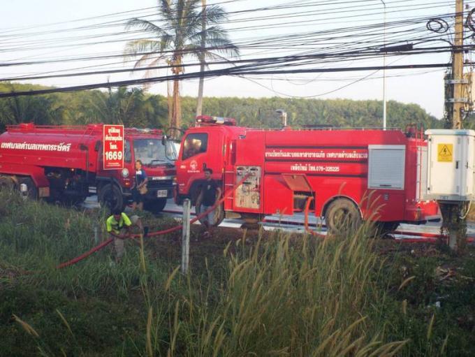 Mise en garde contre les incendies après plusieurs petits feux de broussailles