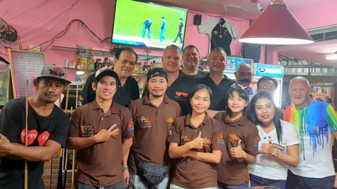 Patong Pool League : les leaders gagnent et creusent l'écart