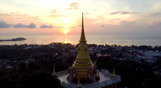Le Royaume vu du ciel – Hommage à la Thaïlande