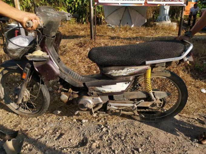 Accident de scooter mortel pour une personne âgée à Thalang