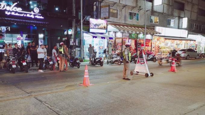 Le chef de la Police de Patong va régner sur les courses de rue