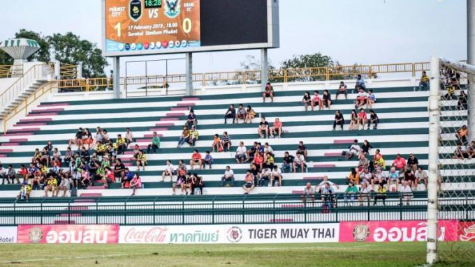 Phuket City FC veut la promotion