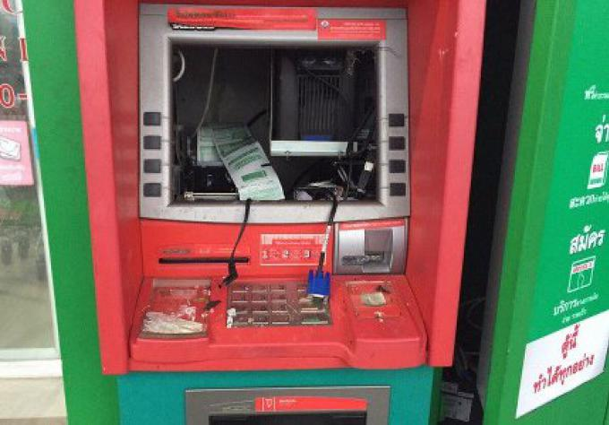 Un utilisateur de kratom arrêté pour avoir cassé un ATM