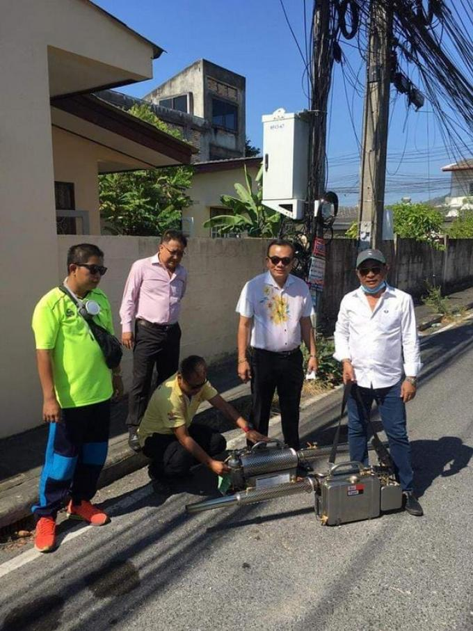 Phuket intensifie ses efforts contre le Chikungunya