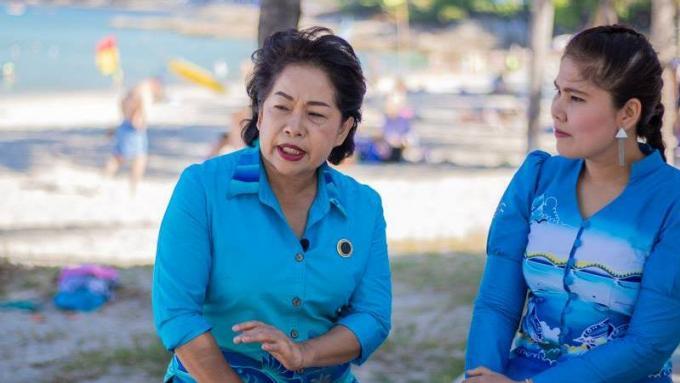 La maire de Patong révèle des changements dans le développement de la ville