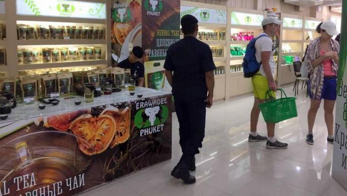 Erawadee sera poursuivi pour l'emploi de travailleurs illégaux russes